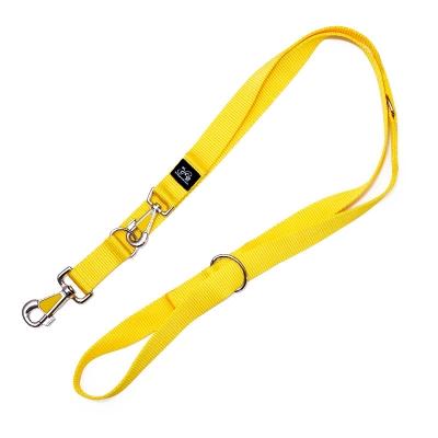 Hundeleine Führleine gelb Sonderangeboit Abverkauf
