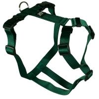 Feltmann Hundegeschirr Standard Uni Grün