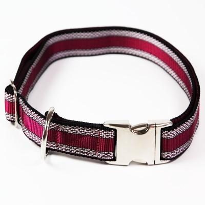 Hundehalsband Nylon Muster AluMax®